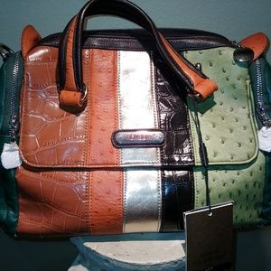 Nicole Lee Roxbury NWT Handbag/Purse - B13